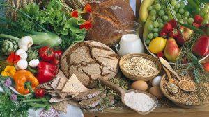 Пищевые волокна в продуктах питания